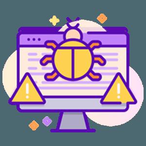 go edit DDOS protection icon