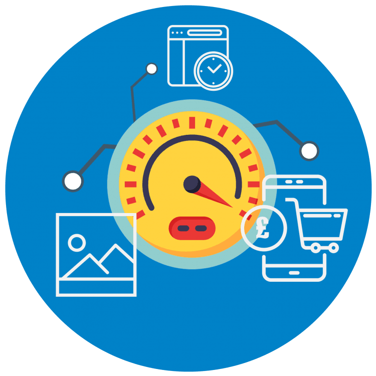 Page Speed - eCommerce image