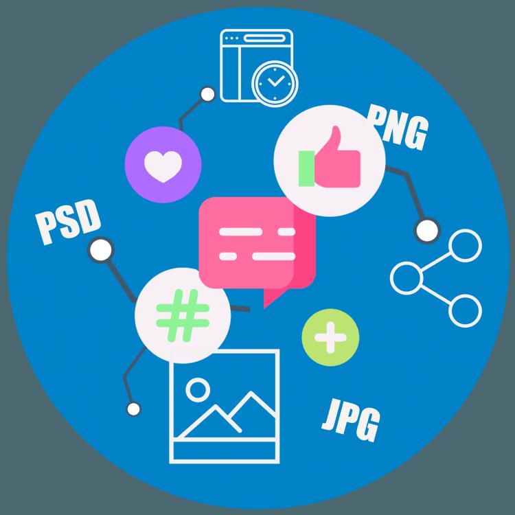 Social media - Standard